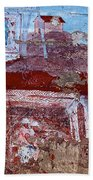 Miner Wall Art 2 Bath Towel