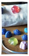 Mini Soaps Collection Bath Towel