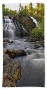 Mink Falls Bath Towel