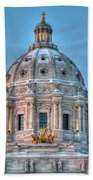 Minnesota State Capitol St Paul Mn Bath Towel