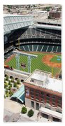 Minute Maid Park Houston Bath Towel