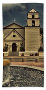 Mission San Buenaventura Bath Towel