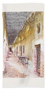 Mission San Juan Capistrano No 5 Bath Towel