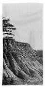 Mississippi Erosion, 1936 Bath Towel