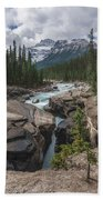 Mistaya River And Canyon Bath Towel