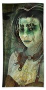 Mistress Of The Dark Woods Bath Towel