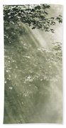 Misty Forest Bath Towel