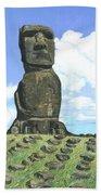 Moai Hand Towel