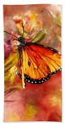 Monarch Beauty Bath Towel