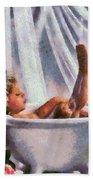 Monet Hunny Bunny Bath Towel