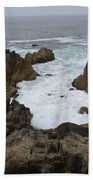 Monterey Bay - California Bath Towel