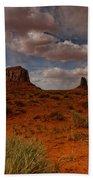 Monument Valley Desert Bath Towel