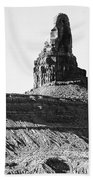 Monument Valley -utah V11 Bath Towel
