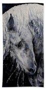 Moody Blues Bath Towel