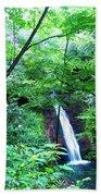 Moon Falls Bath Towel