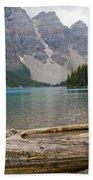 Moraine Lake Bath Towel