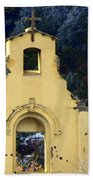 Mountain Mission Church Hand Towel
