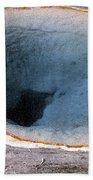 Morning Glory Pool Yellowstone Np Bath Towel