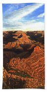 Morning Glory - The Grand Canyon From Kaibab Trail  Bath Towel