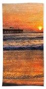 Morning Surf Bath Towel