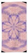 Morphed Art Globe 33 Bath Towel