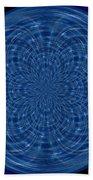 Morphed Art Globes 34 Bath Towel