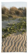 Morro Beach Textures Bath Towel