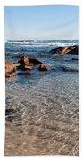 Moses Rock Beach 04 Bath Towel