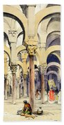 Mosque At Cordoba, From Sketches Bath Towel