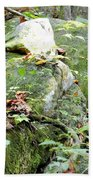 Moss Rock 3 Bath Towel