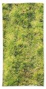 Mossy Grass Bath Towel