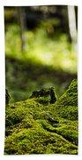 Mossy Log Bath Towel