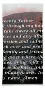 Most Powerful Prayer With Sunset And Moon Bath Towel