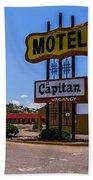 Motel Capitan Bath Towel