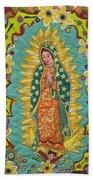 Mother Mary  Bath Towel