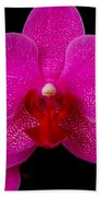 Mottled Orchid 8 Bath Towel