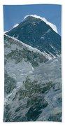 Mount Everest Morning Bath Towel