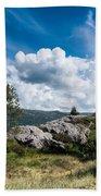 Mount Lovstakken Bath Towel