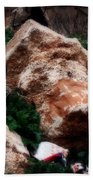 Mount Trashmore - Series Xi Bath Towel