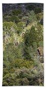Mountain Cabin - Sierra Nevadas, California Usa Bath Towel