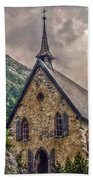 Mountain Chapel Bath Towel