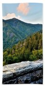 Mountain Overlook Bath Towel
