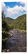 Mountain River Bath Towel