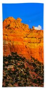 Mountain View Sedona Arizona Bath Towel