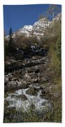 Mountains Co Maroon Creek 2 Bath Towel