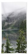 Mowich Lake Bath Towel