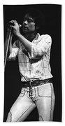 Bad Company Live In 1977 Bath Towel