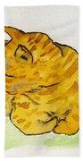 Mr. Yellow Bath Sheet