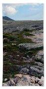 Mt Katahdin Appalachian Trail Bath Towel