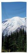 Mt. Rainier In August Hand Towel